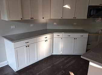 Granite Mountain is a proud supplier of Kitchen and Bath Cabinetry.
